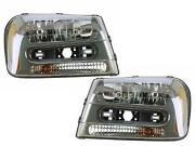 Chevy Trailblazer Headlights