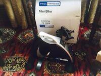 Pro fitness mini bike