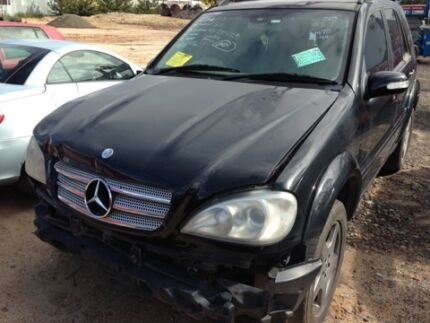 MERCEDES-BENZ ML55 AMG W163 2001 WAGON 5SP AUTO 5.4L-WRECKING Bankstown Bankstown Area Preview
