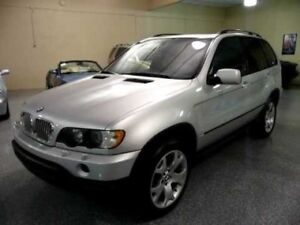 2002 BMW X5 - 4.4i Sport Package - LOW KM