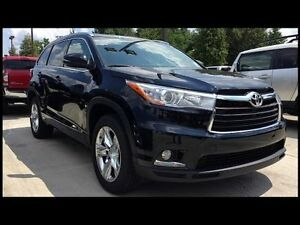 2015 Toyota Highlander limited SUV, Crossover