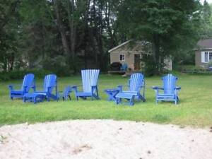 Cute & Comfy Muskoka Lakeside Cottages