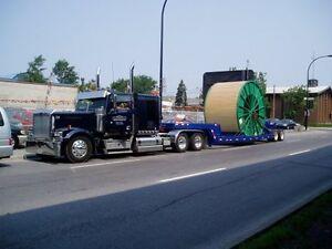 Tank & reel trailer