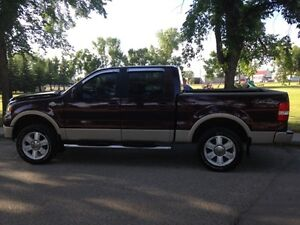 2008 Ford F-150 King Ranch Pickup Truck