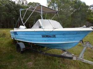 Boat Savage Escort 120HP Cootharaba Noosa Area Preview