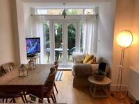 2 Bedroom Ground Floor Garden Flat in Battersea