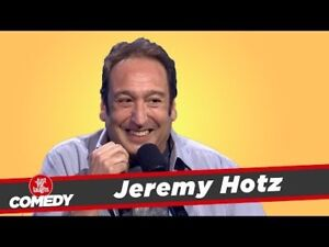 JEREMY HOTZ x1 ~ FRIDAY MARCH 8th 7:00pm