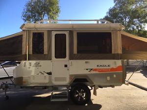 Jayco Outback Eagle  camper Trailer Hamersley Stirling Area Preview