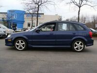2002 Mazda protege for sale to best offer