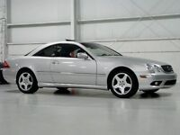 WANTED: Mercedes-Benz CL500 CL-Class AMG Coupe (2 door)