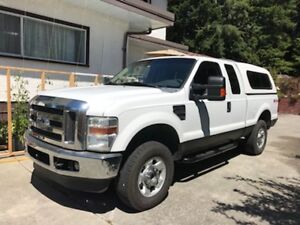 2010 - F250 XLT - Super Duty - 113447.2 Km
