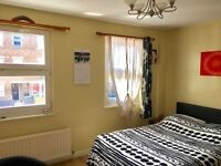 Lovely large double bed to rent in residential area