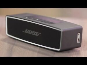 Bose Soundlink Mini Bluetooth Portable Speakers