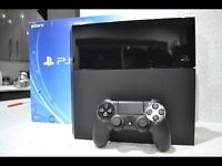 PS4 - 2 controllers - 6 Games all boxed