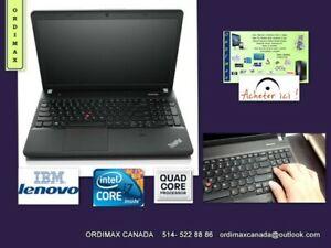 Lenovo ThinkPad   IBM EDGE E540 Intel i7 Quad Core 4702MQ (4th G
