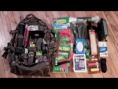 Survival kits, Bug out bags