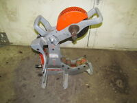 Ridgid Power Pipe Cutters