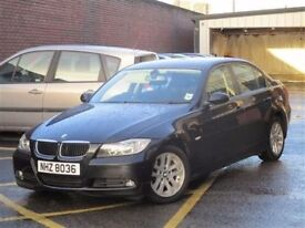Low milage 2006 BMW 320d se only 83k fsh mot to 2/10/2018 trade in considered credit cards accepted