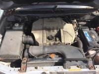 Mitsubishi Shogun 3.2TD DID 2001MY GLS - No MOT, spares and repairs (non runner)