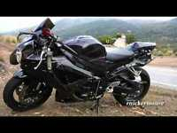 WTB ISO a GSX-R 600 or 750 2006 to 2010 Wrecked or just a frame