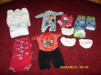 please see individual prices . LOVELY ESSENTIAL SELECTION OF SWIMMING ITEMS AND PULL UP PANTS ETC
