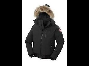 Mens Medium Canada Goose Borden Bomber Cambridge Kitchener Area image 1