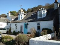 HOLIDAY LET - STUNNING COTTAGE IN KIPPFORD, DUMFRIES & GALLOWAY