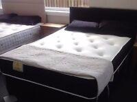 "brand new 4""6 ares memory Foam bed Buckhaven, Fife"