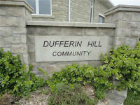 Absolutely Gorgeous Freehold Townhome In Popular Dufferin Hill.