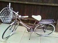 Raleigh Caprice Ladies Bicycle - Bike for sale, East of Exeter
