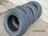 TOO  MANY TIRES,  diferent sizes,, FROM $30. down to $ 10.00 ea