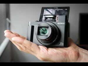 Sony HX90V 30x zoom Point and Shoot