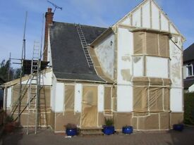 Professional painter & Painting team West End/southside Glasgow exterior 100% customer satisfaction