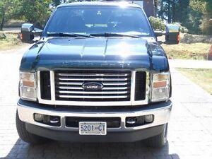 2009 Ford F-350 Lariat Diesal Pickup Truck