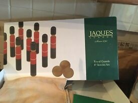 Jacques London wooden skittles