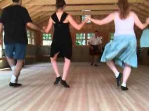 Scottish Ceilidh Dancercise Classes