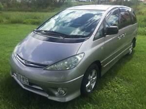 2003 Toyota Estima Van/Minivan+rego+rwc Salisbury Brisbane South West Preview