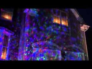 SWIRLING MOVING COLOURED  PROJECTION CHRISTMAS LIGHTS (NEW) London Ontario image 4