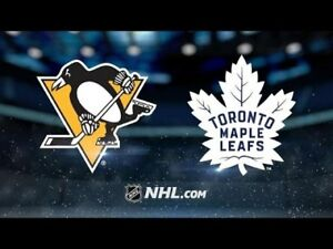 Toronto Maple Leafs vs Pittsburgh Penguins (Sat Feb 2) Tickets