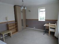Very large sunny single room with private bathroom UXBRIDGE / WEST DRAYTON