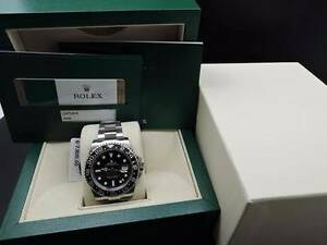 Rolex GMT Master II 116710LN Brand New Full Set Braybrook Maribyrnong Area Preview