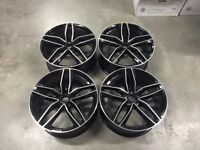 WHEELS ,STOCK CLEARANCE- MASSIVE DISSCOUNT 22 INCH RS6C 5X130