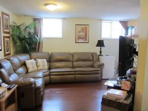 Available immediately! Legal 2 Bedroom, Utilities Included