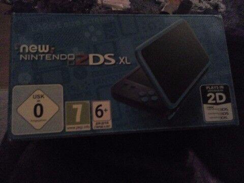 Brand new 2ds XL