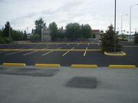 Commerical Asphalt Sealing