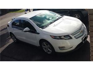 2015 Chevrolet Volt Stop Paying For Gas