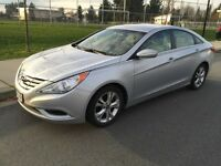 2011 Hyundai Sonata GLS with low km! (Abbostford)