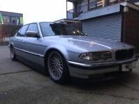 BMW 7 SERIES, STANCED