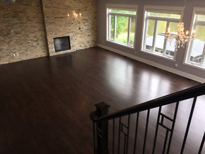 FloorSanding, Standing, Finishing and Installation .438-346-1770