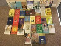 Danielle Steel books x34 all in good condition